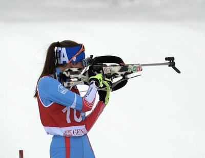 Coppa Italia Biathlon in VALDIDENTRO