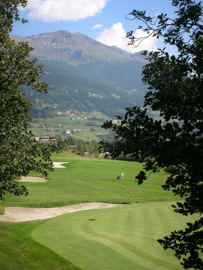 GARA benefica di GOLF